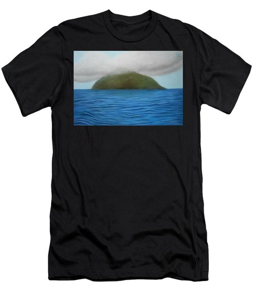 Hope- The Island  Men's T-Shirt (Athletic Fit)