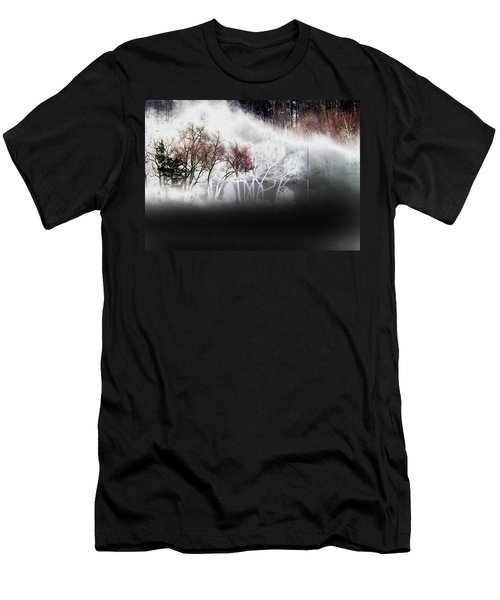 Men's T-Shirt (Slim Fit) featuring the photograph A Recurring Dream by Steven Huszar