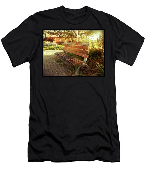A Restful Respite Men's T-Shirt (Athletic Fit)