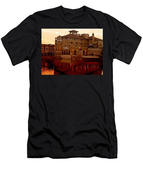 A River Of Gold Men's T-Shirt (Athletic Fit)