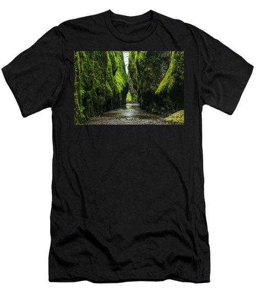A River Runs Through It Men's T-Shirt (Athletic Fit)