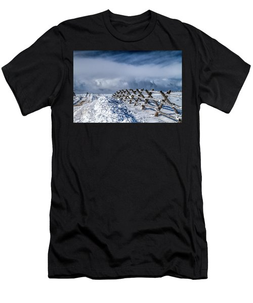 A Road Less Traveled Men's T-Shirt (Athletic Fit)