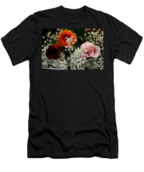 A Rose To You Men's T-Shirt (Athletic Fit)