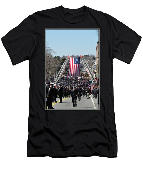 A Sad Day. Men's T-Shirt (Athletic Fit)
