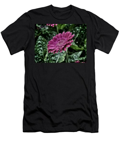 A Shade Of Purple Men's T-Shirt (Slim Fit) by Karen Stahlros