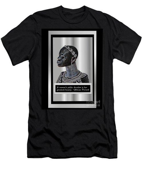 A Sisters Portrait Men's T-Shirt (Slim Fit) by Jacqueline Lloyd