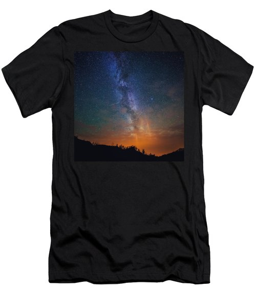 A Sky Full Of Stars Men's T-Shirt (Athletic Fit)