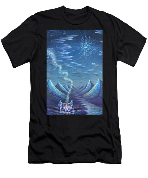 A Song Seldom Played To The Moon's Healing Gaze Men's T-Shirt (Athletic Fit)