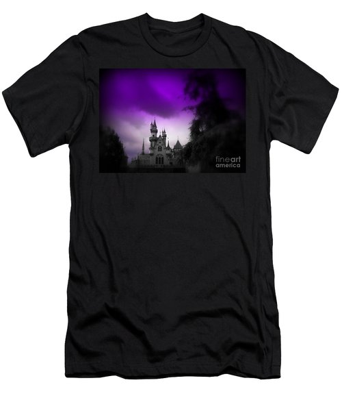 A Spell Cast Once Upon A Time Men's T-Shirt (Athletic Fit)