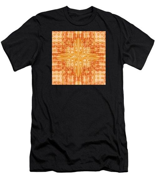 A Splash Of Colors Men's T-Shirt (Athletic Fit)