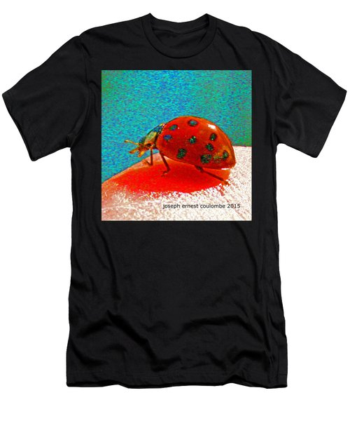 A Spring Lady Bug Men's T-Shirt (Athletic Fit)