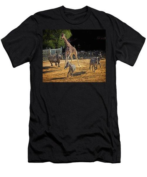 A Stampede Men's T-Shirt (Athletic Fit)