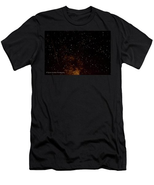 A Star Is Fallen Men's T-Shirt (Athletic Fit)