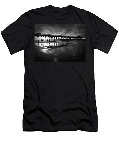 A Storm At Sunrise Men's T-Shirt (Athletic Fit)