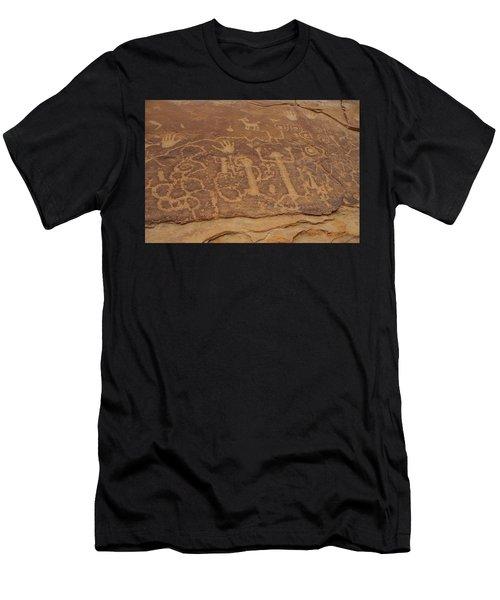 A Story Unfolds Men's T-Shirt (Athletic Fit)