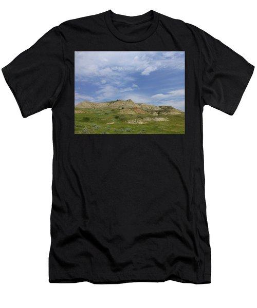 A Summer Day In Dakota Men's T-Shirt (Athletic Fit)