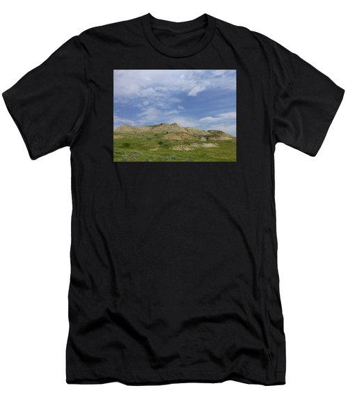 A Summer Day In Dakota Men's T-Shirt (Athletic Fit)