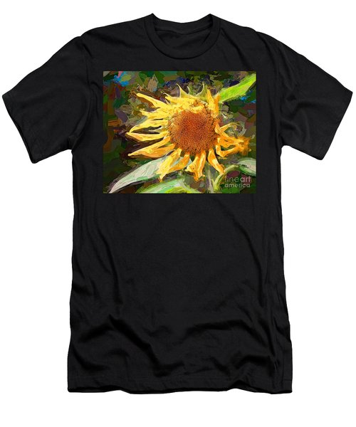 A Sunkissed Life Men's T-Shirt (Slim Fit) by Tina LeCour