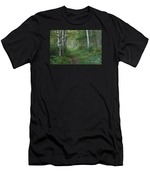 A Suspended Silence Where The Wild Things Are Men's T-Shirt (Athletic Fit)