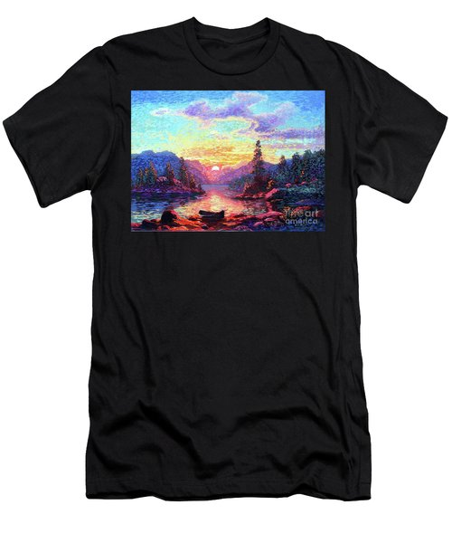 A Time For Peace Men's T-Shirt (Athletic Fit)