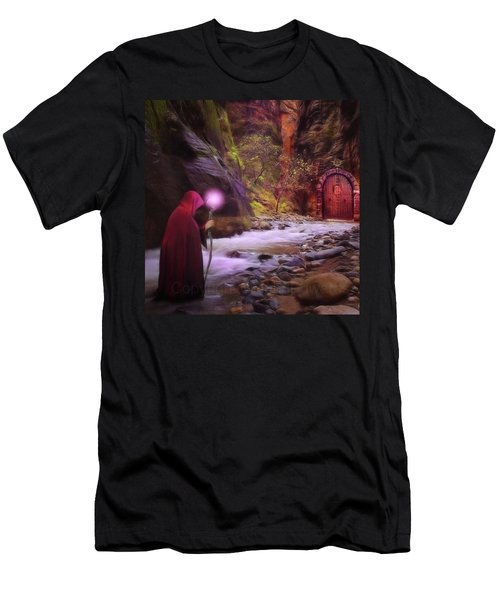 A Touch Of Fantasy - The Road Less Men's T-Shirt (Athletic Fit)