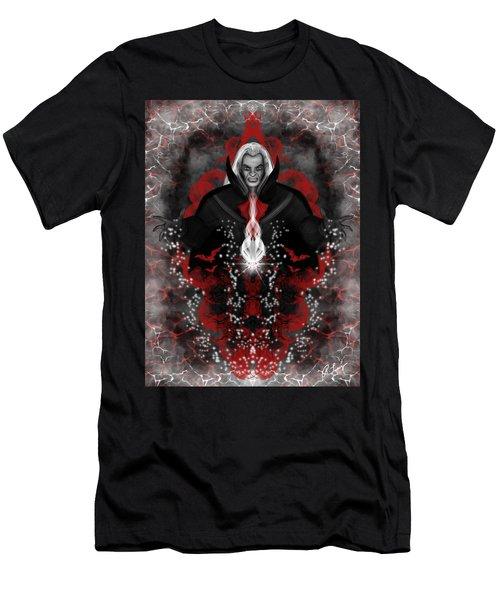 A Vampire Quest Fantasy Art Men's T-Shirt (Athletic Fit)