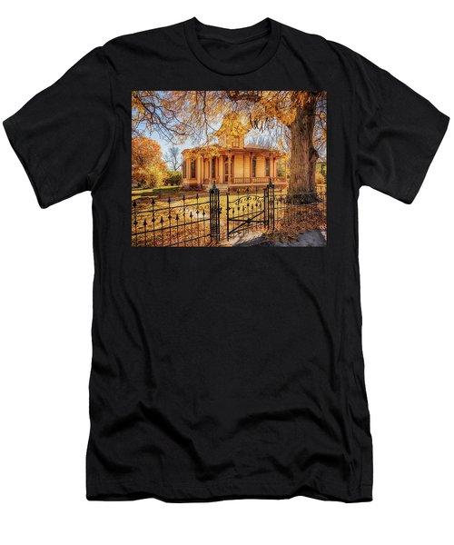 A Victorian Autumn Men's T-Shirt (Athletic Fit)