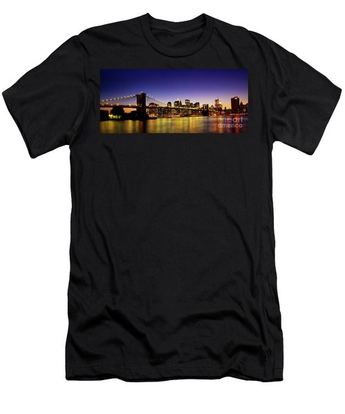 A View From Brooklyn Men's T-Shirt (Athletic Fit)