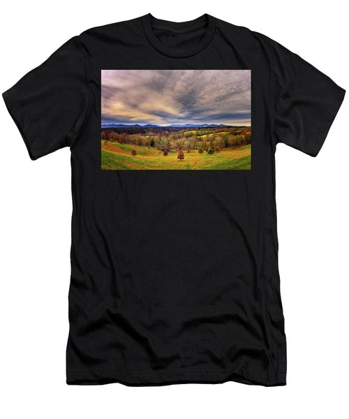 A View From The Biltmore Men's T-Shirt (Athletic Fit)