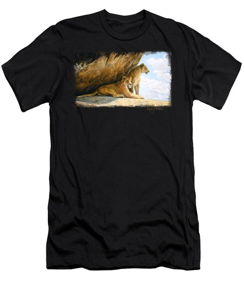 A View From The Shade Men's T-Shirt (Athletic Fit)