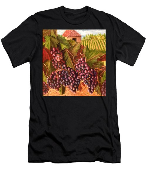A Vineyard  Men's T-Shirt (Athletic Fit)