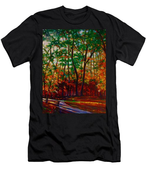 A Walk In The Park Men's T-Shirt (Athletic Fit)