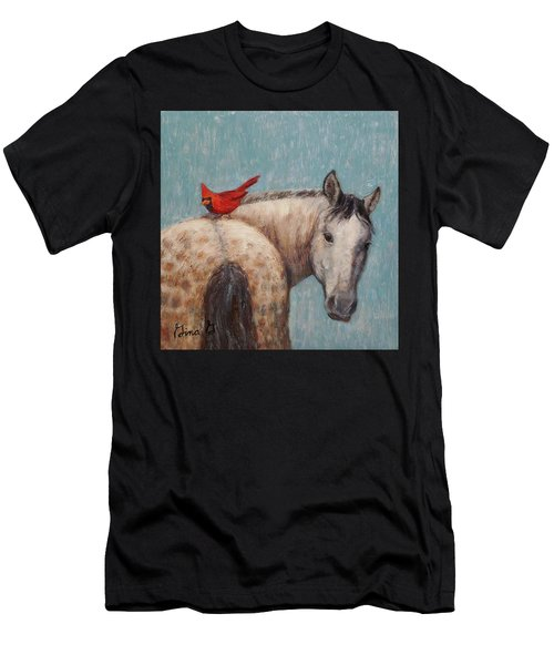 A Warm Ride Men's T-Shirt (Athletic Fit)