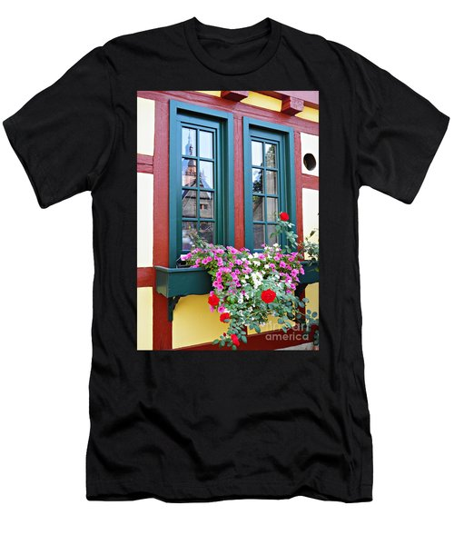A Window In Eltville  2 Men's T-Shirt (Athletic Fit)