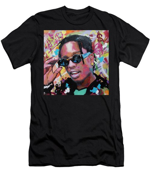 A$ap Rocky Men's T-Shirt (Athletic Fit)