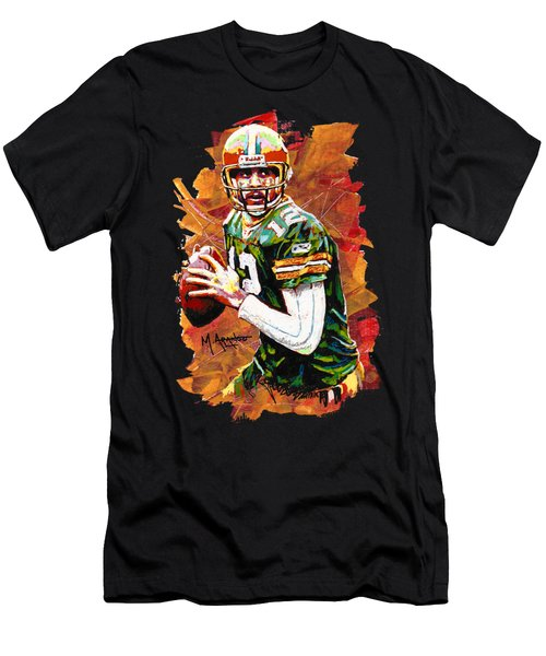Aaron Rodgers Men's T-Shirt (Athletic Fit)