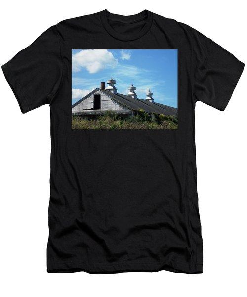 Abandoned Barn 1 Men's T-Shirt (Athletic Fit)