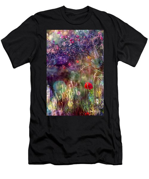 Abandoned Garden Men's T-Shirt (Athletic Fit)