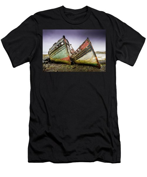 Abandoned II Men's T-Shirt (Athletic Fit)