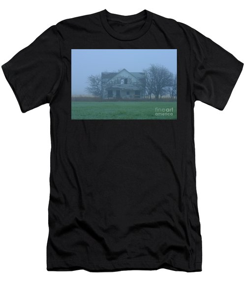 Abandoned In Oklahoma Men's T-Shirt (Athletic Fit)