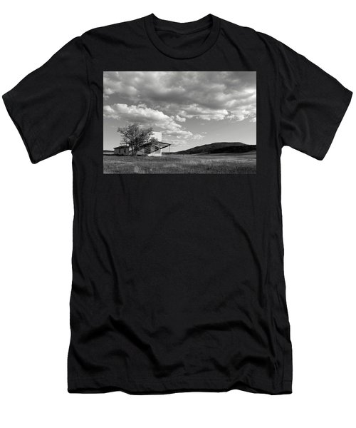Abandoned In Wyoming Men's T-Shirt (Athletic Fit)
