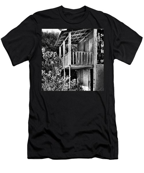 Abandoned, Kalamaki, Zakynthos Men's T-Shirt (Athletic Fit)