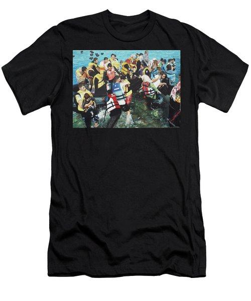 Abandoned Souls Men's T-Shirt (Athletic Fit)