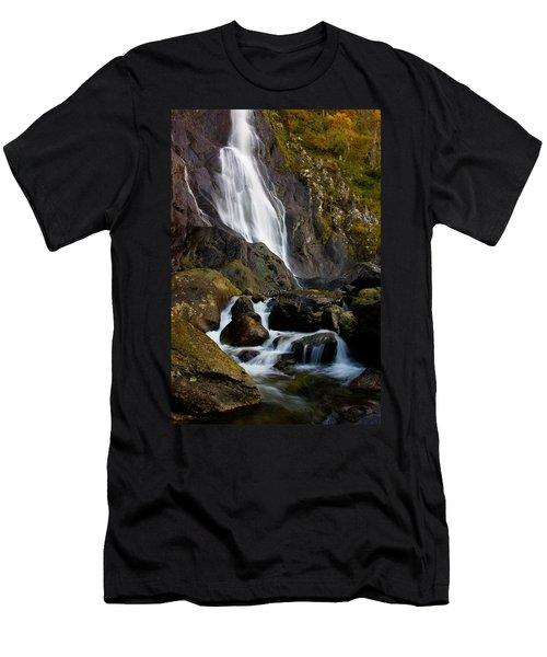 Aber Falls 2 Men's T-Shirt (Athletic Fit)