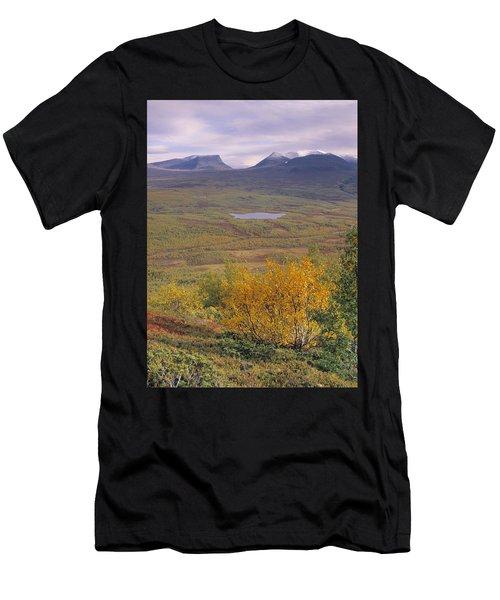 Abisko Nationalpark Men's T-Shirt (Athletic Fit)