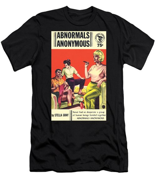 Abnormals Anonymous Men's T-Shirt (Athletic Fit)