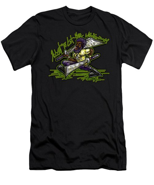 About To Cut You With This Sword Men's T-Shirt (Athletic Fit)