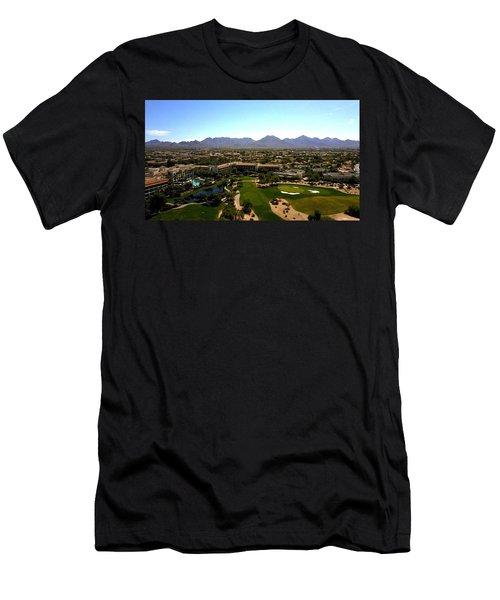 Above Men's T-Shirt (Athletic Fit)