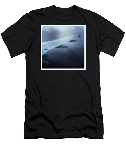 Above The Clouds 04 - Dreaming Men's T-Shirt (Athletic Fit)