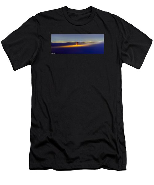 Above The Fog II Men's T-Shirt (Athletic Fit)